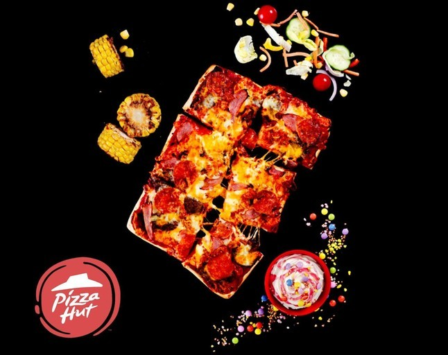 Pizza Hut Leaflet In Newcastle Upon Tyne Offers Stores And